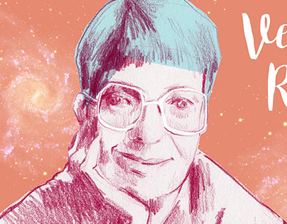 International Day of Women in Science // Illustration