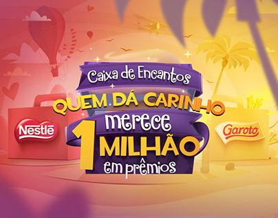 Nestlé & Garoto • Caixa de Encantos