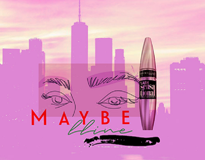 maybelline NY lash sensational mascara