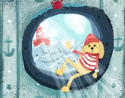 Illustration Kidsbook