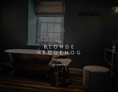 The Blonde Hedgehog