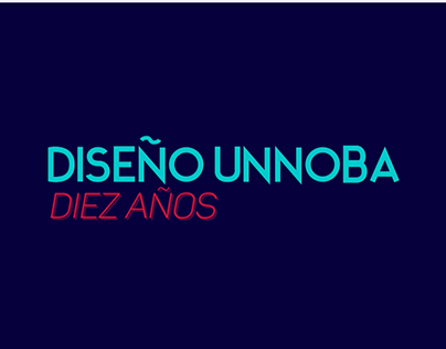 Infografía animada   Diseño UNNOBA
