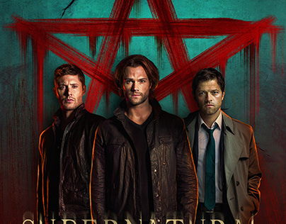 SUPERNATURAL unofficial promo design