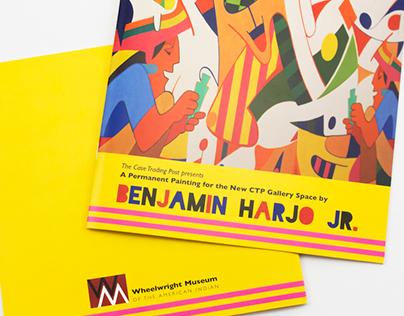 Benjamin Harjo Jr. Booklet