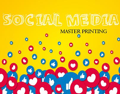 Social Media Master Printing.