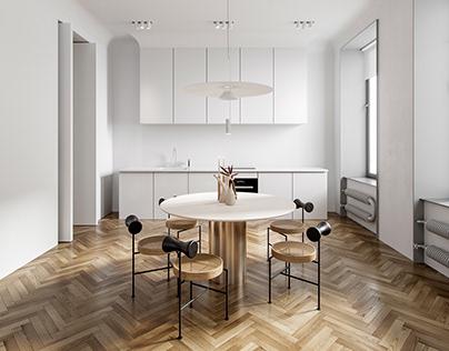 Apartment in Ukraine | Kharkiv | 85m2