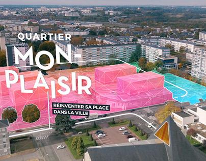 // Angers ville en mouvement