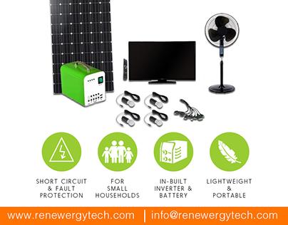 Social Media Posts   Renewergy Tech