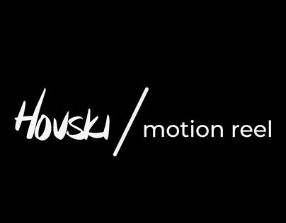 Hovski — Motion Reel 2020