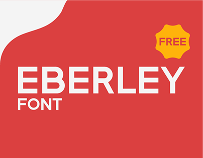 Eberley typeface