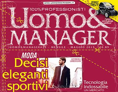 Uomo&Manager#25 / Maggio 2015