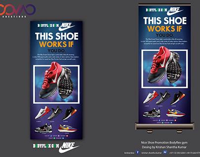 BODYFLEXGYM shoe promotions 2021 NEW