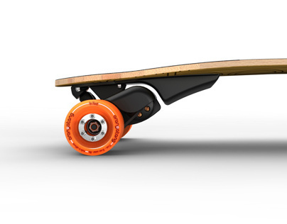 Boosted Boards Kickstarter Design