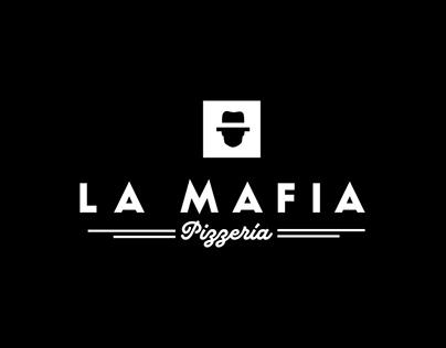 La Mafia Pizzería: Branding