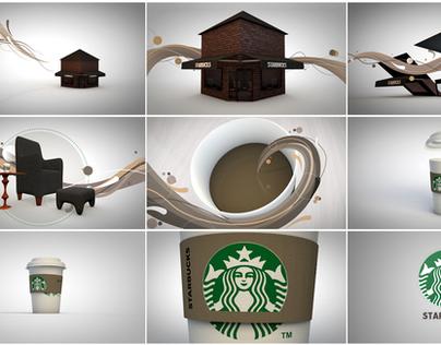 Starbucks Spot: Boards