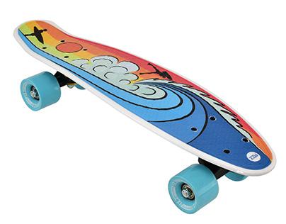 "Skateboard Fizz Fun ""Perfect"""