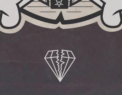 Dead Lucky Poster/Logo Design