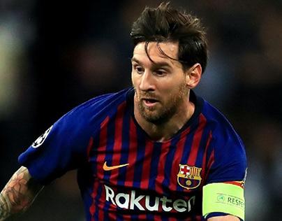Lionel Messi trở lại tập luyện với Barcelona