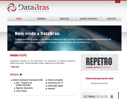 Databras | website