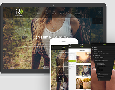 Nailme - Full PJAX Multiple Layout WordPress Theme