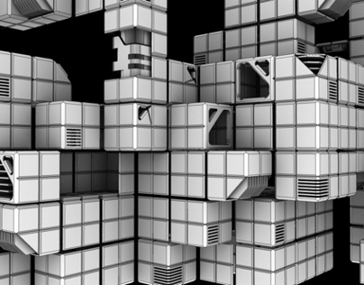 Amon Tobin | Tour Visuals | V Squared Labs