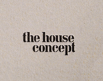 The House Concept Branding