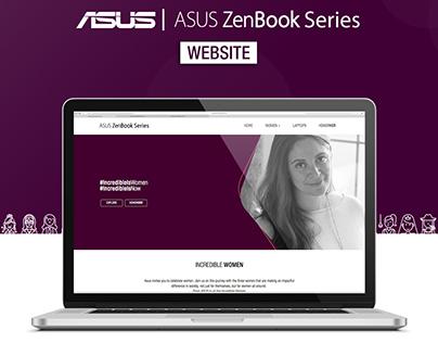 ASUS- Incredible Women