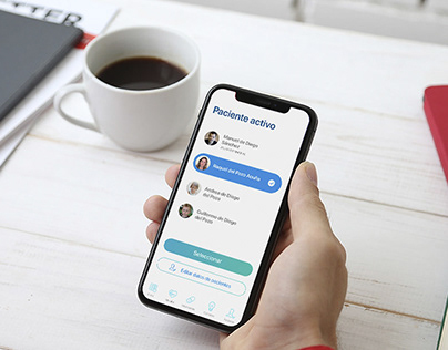 App Personal Health Record