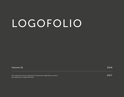 LOGOFOLIO - Vol. 01