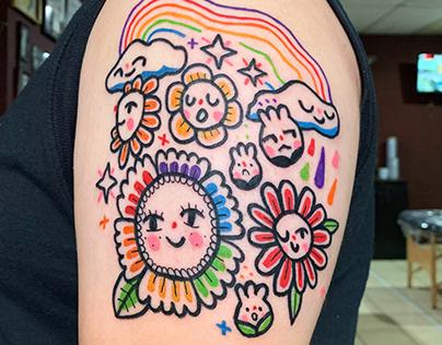 Tattoos XXI