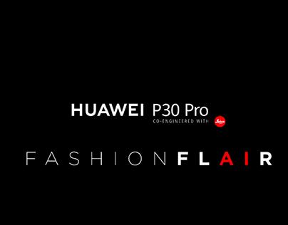 APP FASHION FLAIR PER LANCIO HUAWEI P30