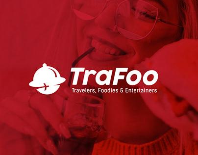 TraFoo Club   Logo Identity