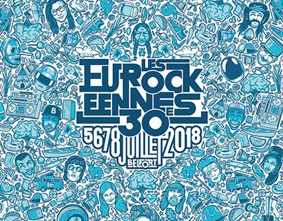 Eurockéennes de Belfort 2018