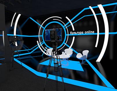 Дизайн-проект телевизионной студии