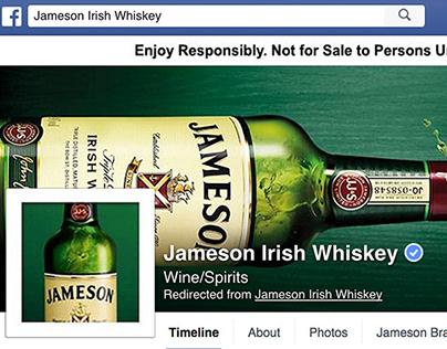 Jameson Facebook Page