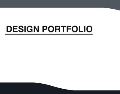 Design Portfolio 2019
