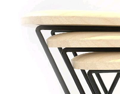Silang - Bar Stool