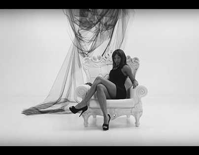 Video music clip - set design and styling
