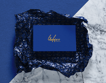 Lil Dipper Coffee Co. Logo & Identity