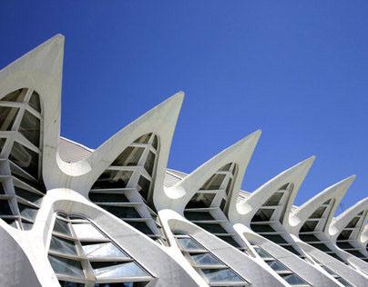 Ciutat de les Arts i les Ciències de Valencia - Photos