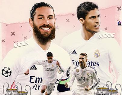 Ramos & Varane