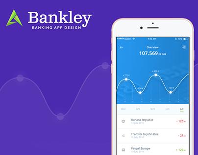 App Design | Banking Platform