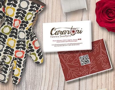 Carantoni Fioreria & Sweet Home - Corporate Identity