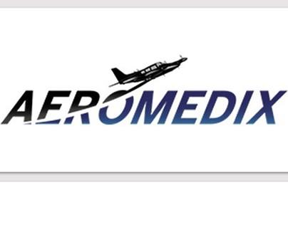 AeroMedix Logo Design