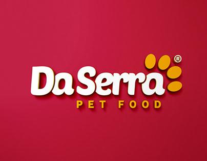Da Serra Pet Food - Branding