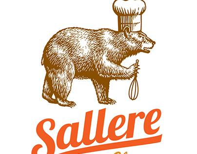 Sallere Brand Identity Illustrated by Steven Noble