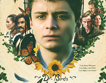 Dr Birds Theatrical One Sheet Design