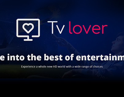 Pay TV Operator - UX Case study | UIUX | Visual Design
