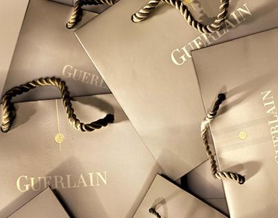 Branding Global pour la Maison Guerlain