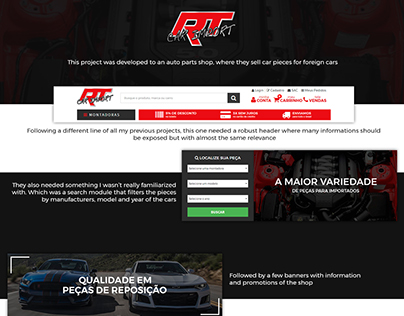 RT Car Import